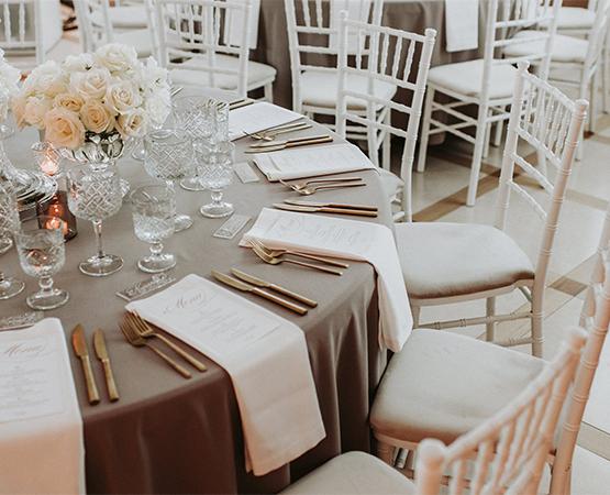 Telpas kāzu rīkošanai